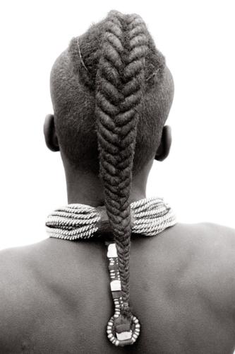 Himba, Namibia - Fine Art Black and White photography-Glen Green Photography