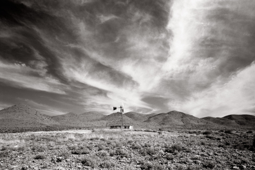 Karoo, South Africa - Fine Art Black and White photography-Glen Green Photography