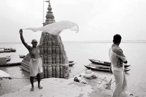 Varanasi, India- Fine Art Black and White photography. Glen Green Photography