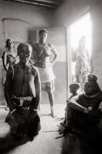 Himba, Namibia-Glen Green Photography- Fine Art Black and White photography