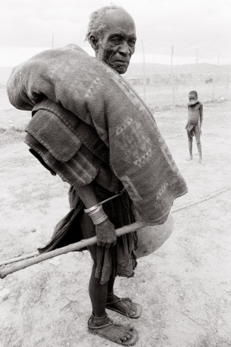 Himba, Namibia- Fine Art Black and White photography-Glen Green Photography