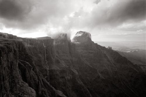 Drakensberg, South Africa - Fine Art Black and White photography-Glen Green Photography