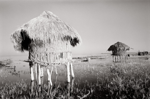 Lake Kariba, Zambia - Fine Art Black and White photography. Glen Green Photography