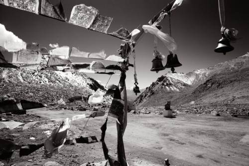 Ladakh, India- Fine Art Black and White photography. Glen Green Photography