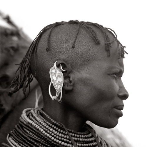 Turkana, Kenya-Fine Art Black and White photography. Glen Green Photography