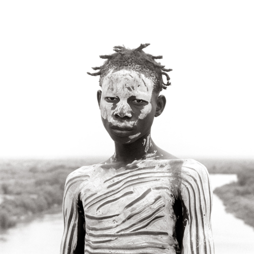 Omo Valley, Ethiopia- Fine Art Black and White photography. Glen Green