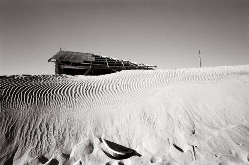 Kolmanskop, Namibia - Fine Art Black and White photography-Glen Green Photography